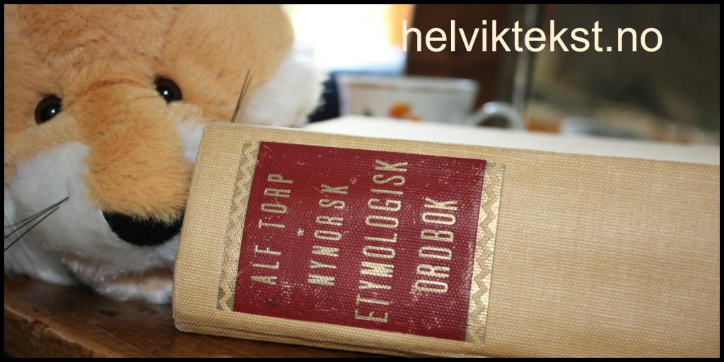 Bilete av ei bok og ei handdokke